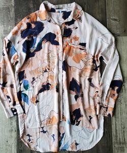 RO & DE blouse top S